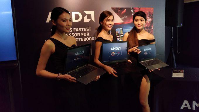 AMD Ryzen mobil işlemcileri