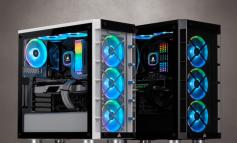Corsair iCUE 465X RGB tanıtıldı!