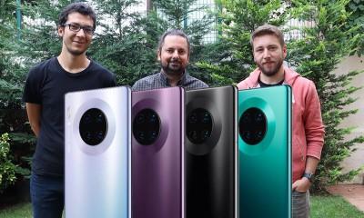 Huawei Mate 30 Pro neler sunuyor? Beğendik mi?