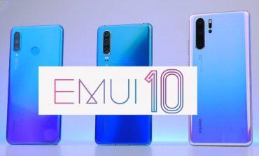 Huawei ve Honor için EMUI 10 güncelleme listesi yenilendi