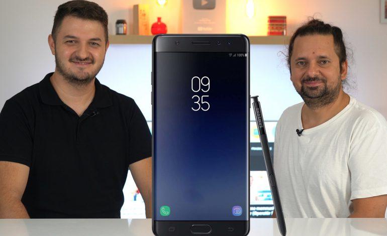 Samsung Galaxy Note FE – Sizin Yorumunuz (Yusuf Akarsu)