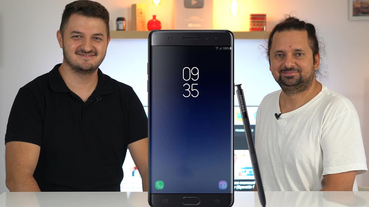 Samsung Galaxy Note FE - Sizin Yorumunuz (Yusuf Akarsu)