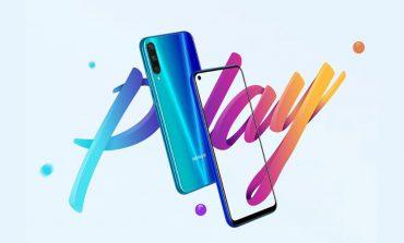 Uygun fiyatıyla şaşırtan Honor Play 3 tanıtıldı