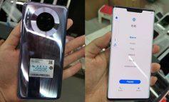 Huawei Mate 30 Pro çalışır durumda görüntülendi!