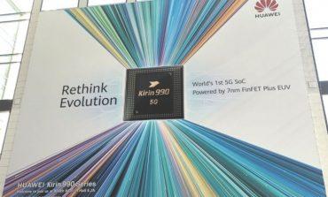 Huawei'nin 7nm işlemcisi Kirin 990, IFA'da göründü!