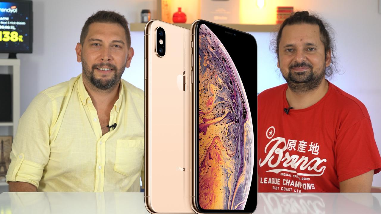 iPhone XS - Sizin Yorumunuz (Bora Sever)