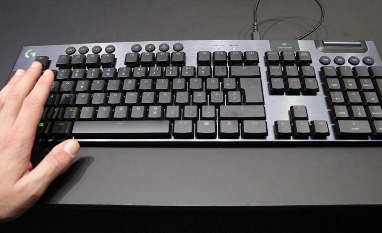 En karizmatik mekanik klavye bu mu? Logitech G915 Lightspeed