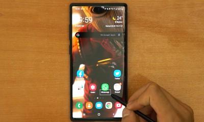 Samsung Galaxy Note 10+ ipuçları (Tips & Tricks)