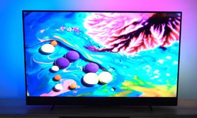 Sesiyle inleten televizyon! | Philips 8804 serisi