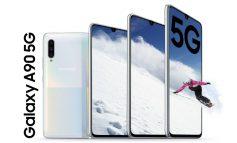 Samsung Galaxy A90, 5G desteği ile duyuruldu!
