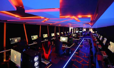 ASUS Gaming Cafe