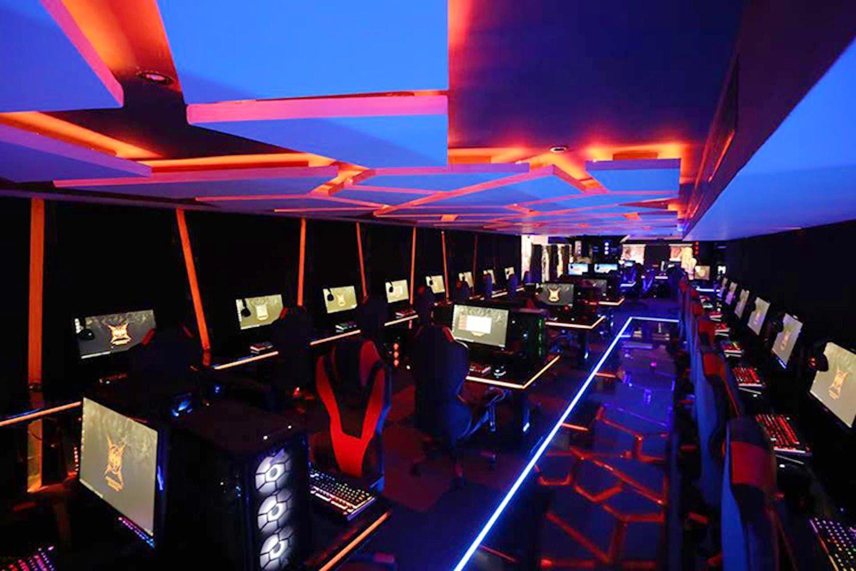 ASUS Gaming Cafe