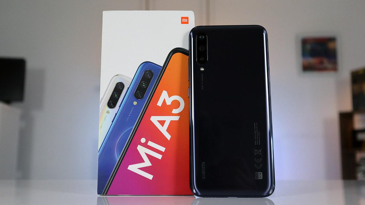 Xiaomi Mi A3 inceleme -1