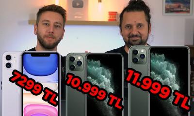 iPhone 11 Türkiye fiyatları