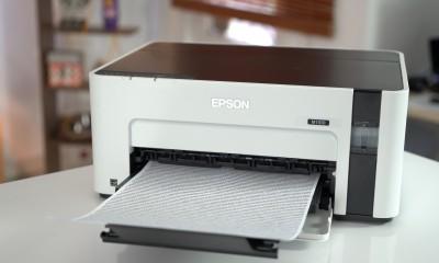 Baskı maliyetini düşüren yazıcı | Epson EcoTank M1100