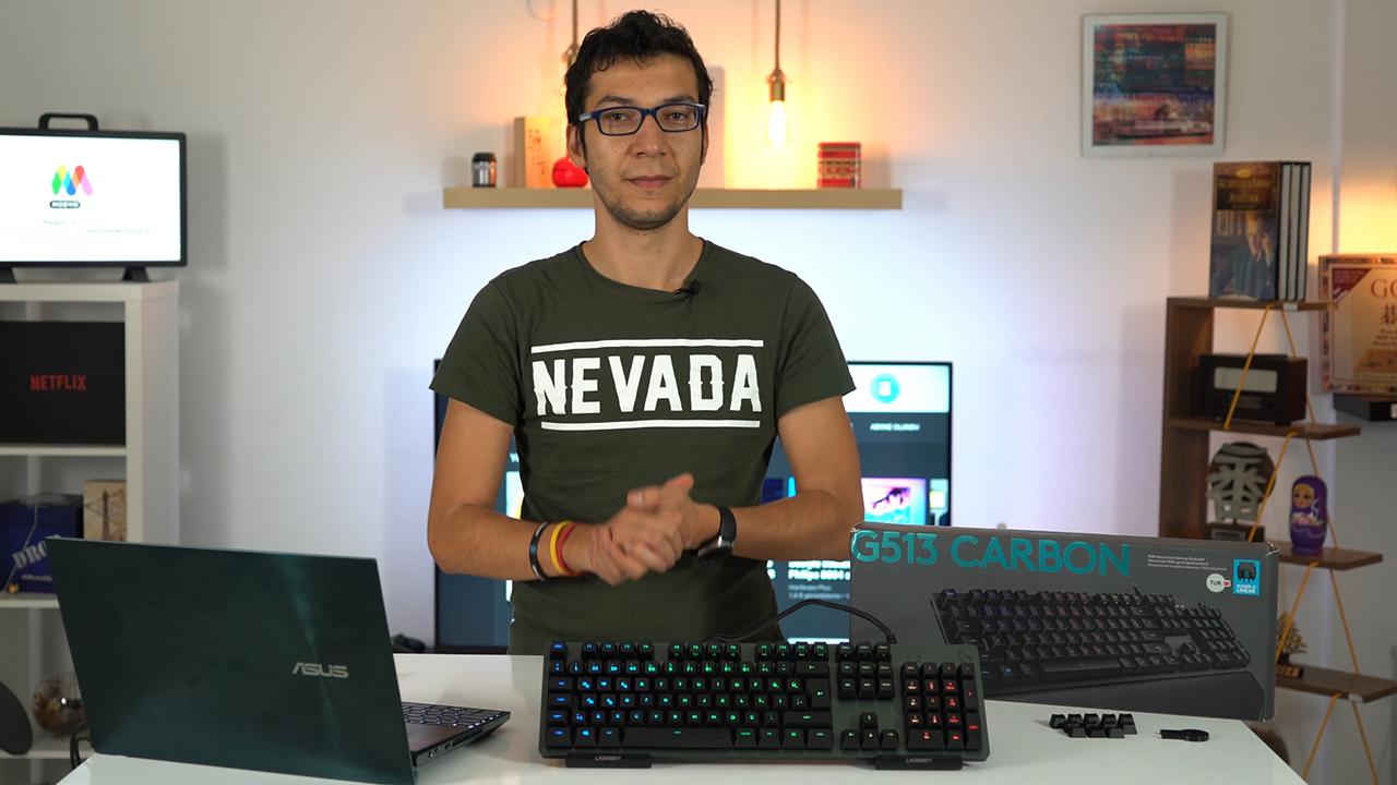 En iyi mekanik klavye bu mu? | Logitech G513 Carbon incelemesi