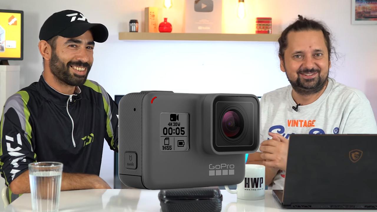 GoPro Hero 5 Black - Sizin Yorumunuz (Tarık Özgür Beşe)