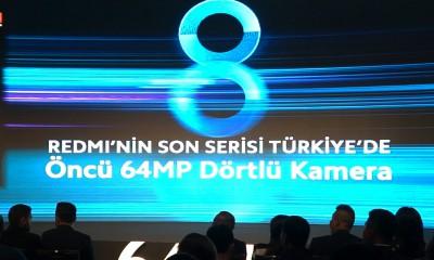 Redmi 8 ailesi lansmanı | Redmi Note 8 Pro, Redmi Note 8, Redmi 8 ve Redmi 8A