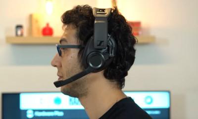 Sennheiser GSP 670 | En iyi kablosuz oyuncu kulaklığı olabilir mi?