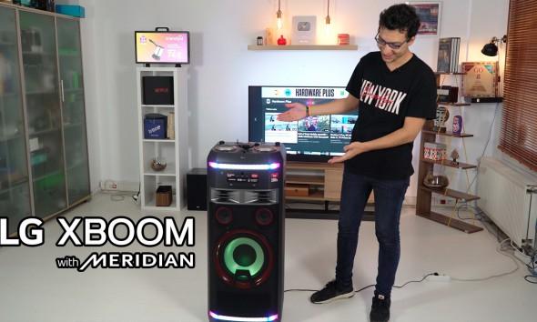 Parti hoparlörü! | LG XBOOM OL100 ses sistemi incelemesi