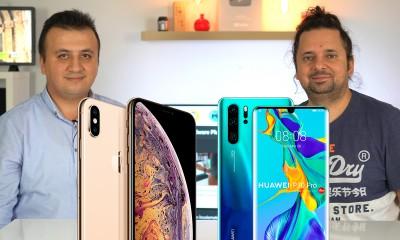 Huawei P30 Pro mu, iPhone XS Max mi? - Sizin Yorumunuz (Zafer Albayrak)