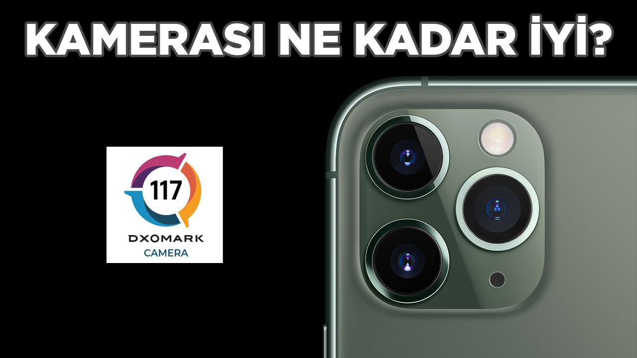iPhone 11 Pro Max kamera performansı nasıl? | DxOMark #14