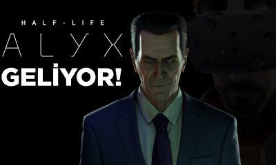 İşte beklenen an: Yeni Half-Life geliyor! | Half-Life Alyx nedir?