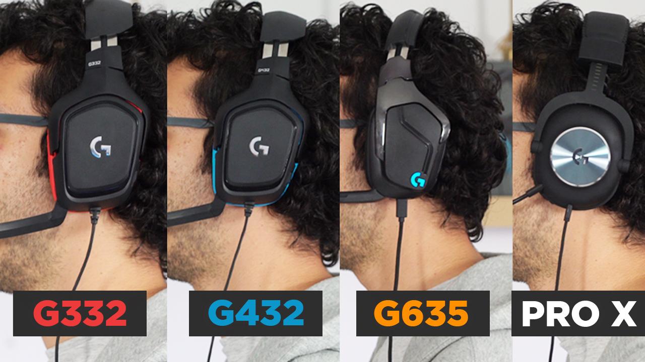 Babadan oğula Logitech kulaklıkları! | Pro X, G635, G442 ve G332
