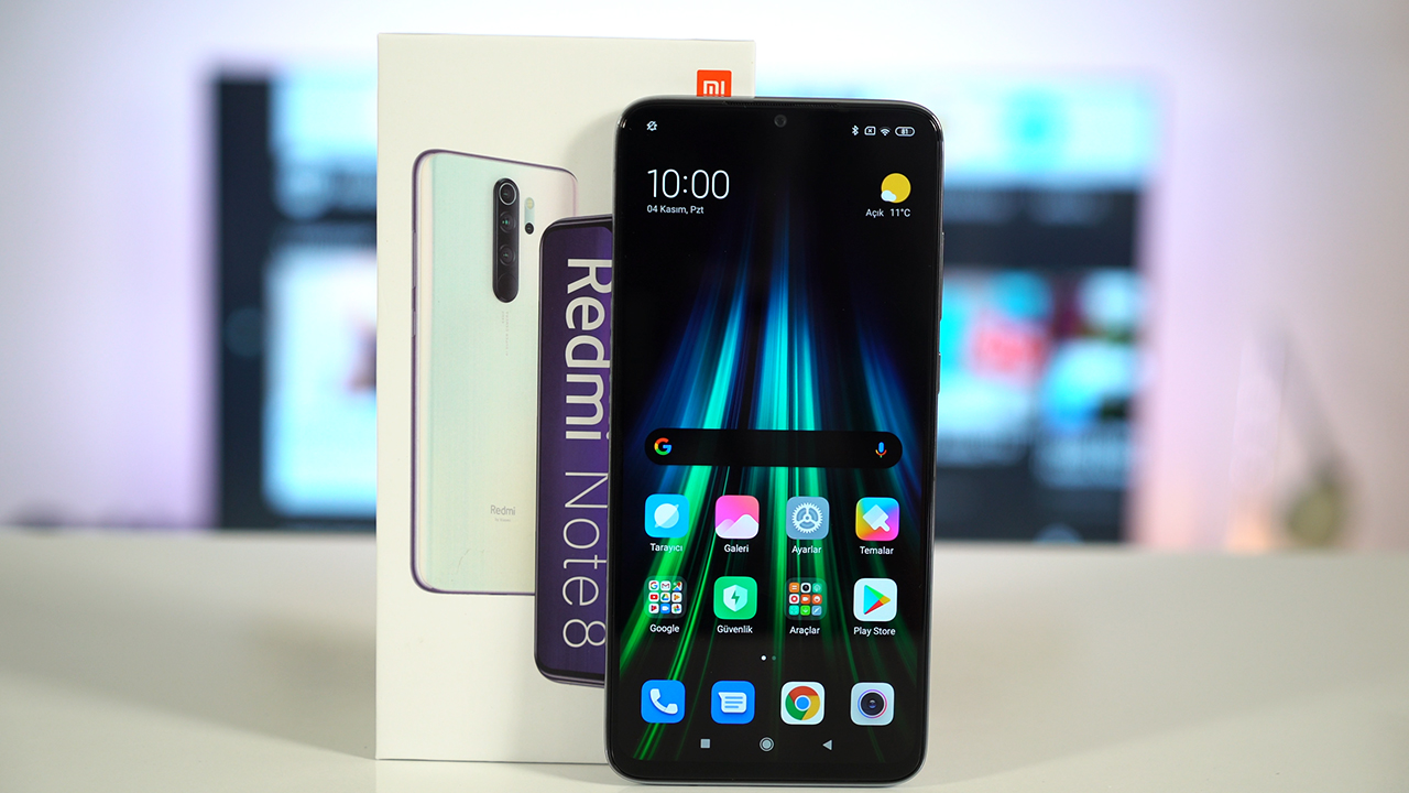 Redmi Note 8 Pro incelemesi | Helio G90T 2500 TL'ye değer mi?