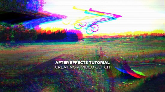 Glitch Video Effects