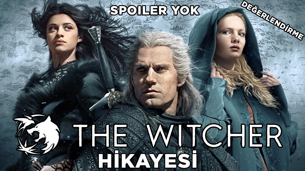 The Witcher nasıl olmuş? | Bilmeyenler için basit başlangıç rehberi