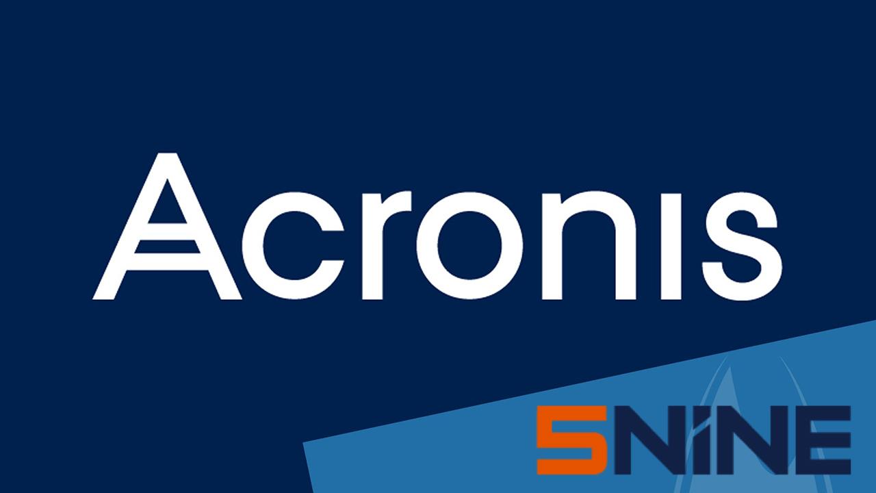Acronis 5nine