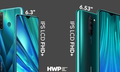 Realme 5 Pro vs Redmi Note 8 Pro karşılaştırması