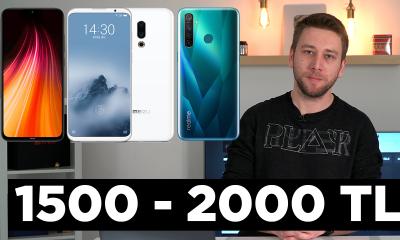 1500 2000 tl arası en iyi telefonlar 2020