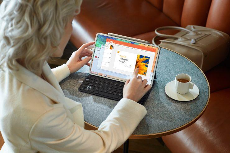 Huawei MatePad Pro 5G ekran