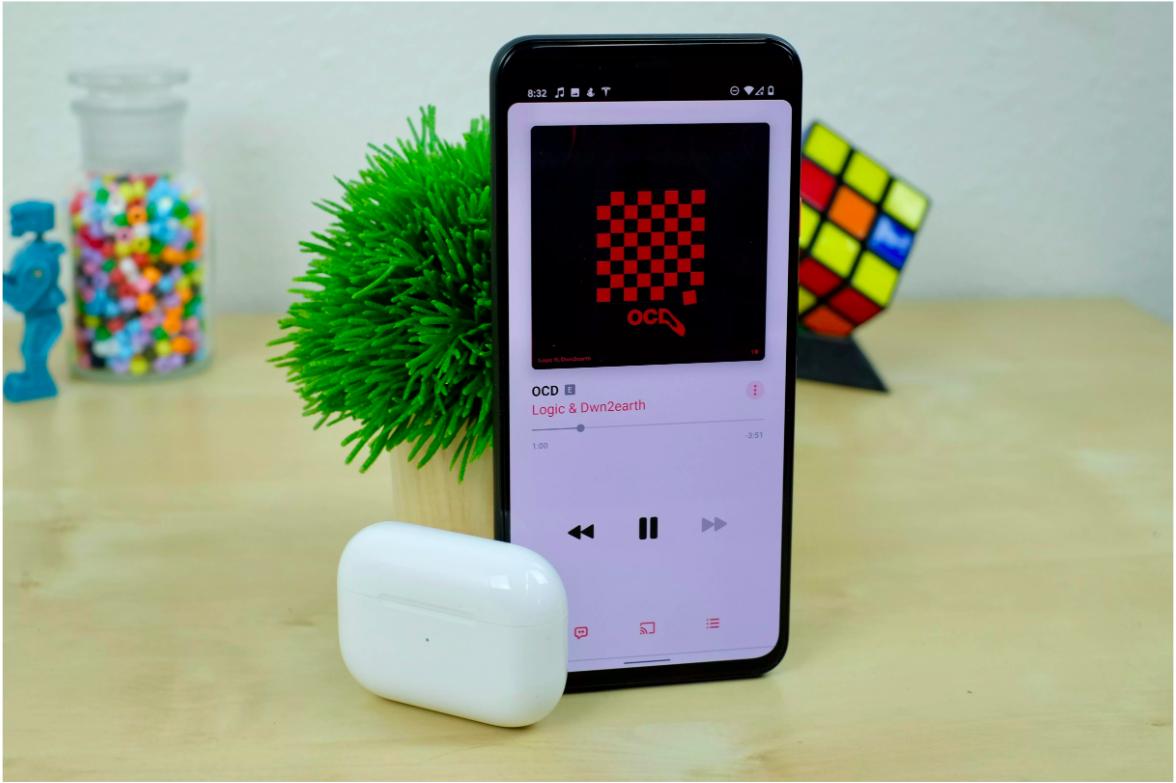 Apple Airpods kulaklıklar Android ile kullanma rehberi