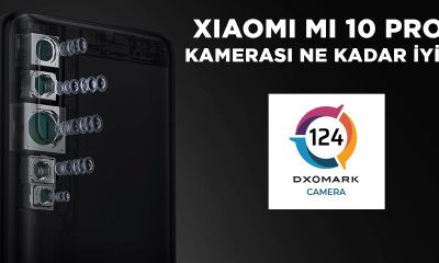 Xiaomi Mi 10 Pro kamera performansı nasıl? | DxOMark #16