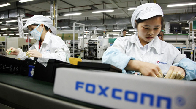 Foxconn'un iPhone