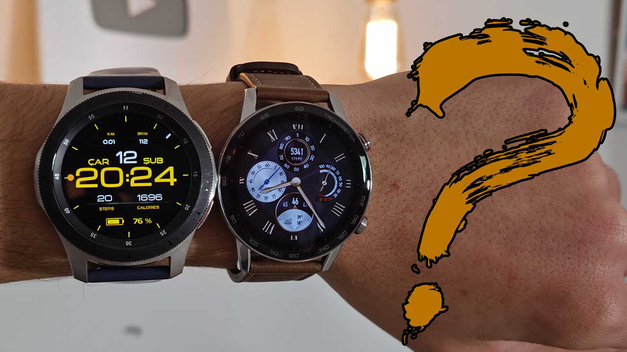 Honor MagicWatch 2 vs. Samsung Galaxy Watch | Hangisi daha iyi?