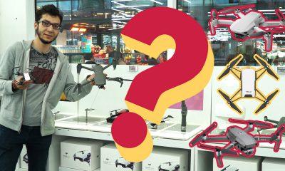 Başlangıçtan profesyonele drone seçimi | Hangi drone size göre?
