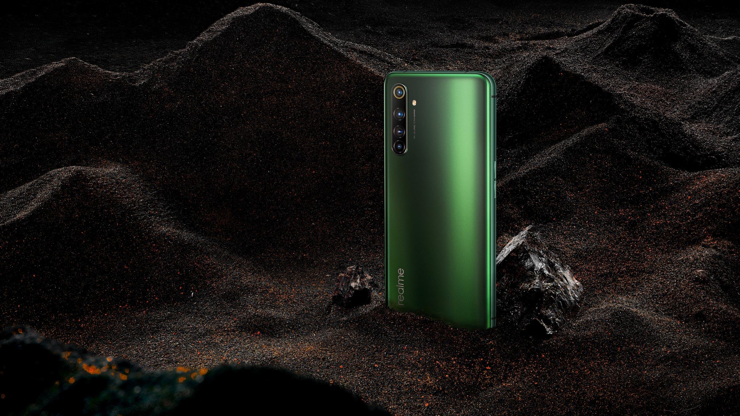 realme x50 pro tasarım
