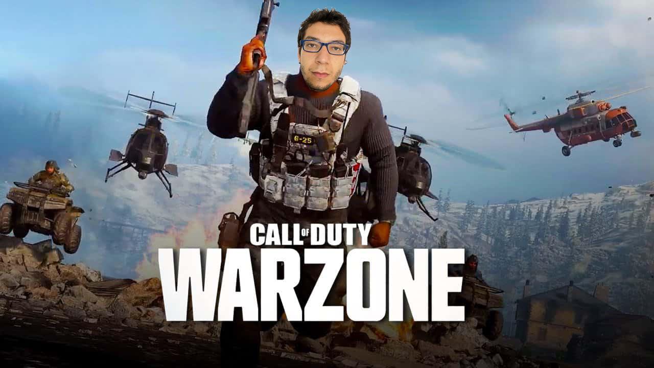 Karantina günlerinde bedava Call of Duty: Warzone oynadık! #EvdeKal