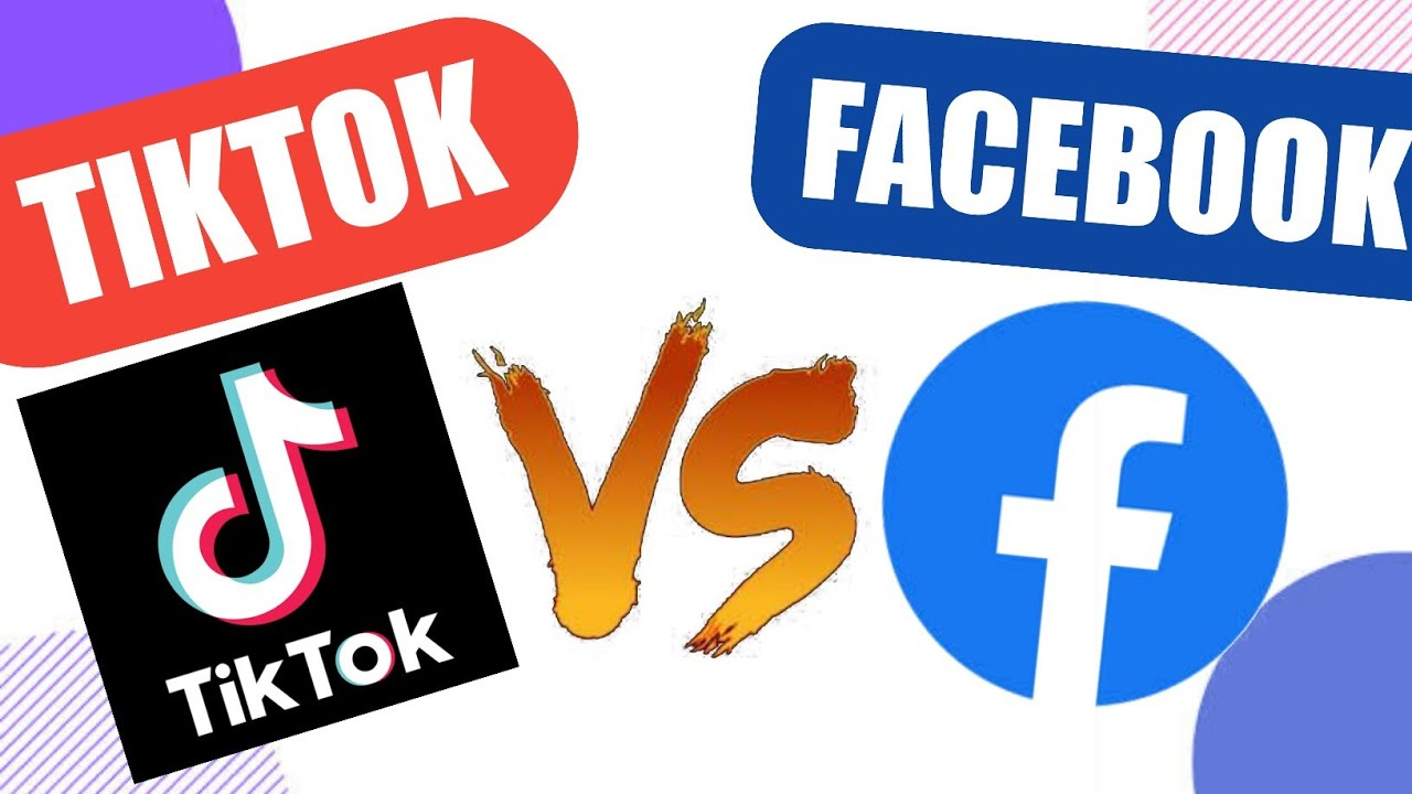 facebook vs tiktok