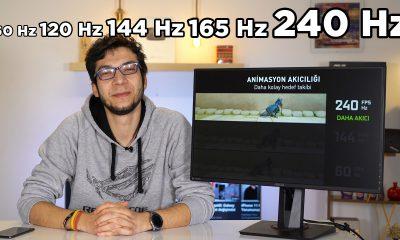 Hz ve MS nedir? Monitörde tazeleme hızı ve tepki süresi neden önemli? | TUF Gaming VG27BQ
