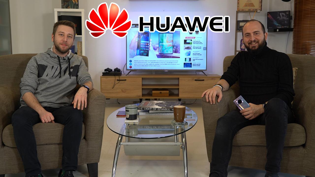 Siz sordunuz, Huawei yanıtladı! Markalara Sorun #3