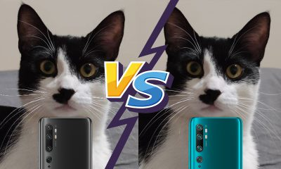 Xiaomi Mi Note 10 vs. Xiaomi Mi Note 10 Pro kamera kıyaslama