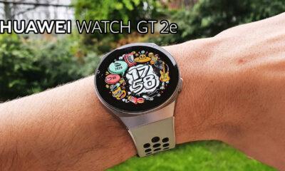 Sporcuların gözdesi olacak!   Huawei Watch GT 2e inceleme