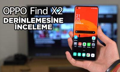 OPPO Find X2 derinlemesine inceleme | Türkiye'ye gelen en iyi telefon!