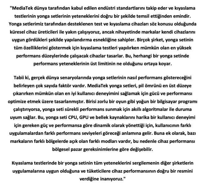 MediaTek Açıklama