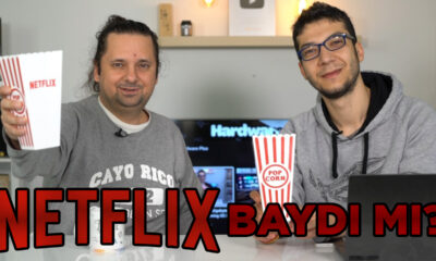 NETFLIX BAYDI MI? | Benzer içerikler, para için uzatılan diziler...